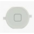 iPhone 4S Home Button with Rubber Ring [White]